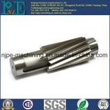 Arbre de usinage de pipe d'acier inoxydable de service de précision d'ODM