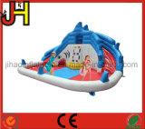 Diapositiva de agua inflable de los cabritos, diapositiva inflable para la venta