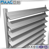 Extrusions en aluminium/en aluminium de profil d'auvent