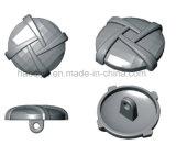 Diseño único botón de prendas de vestir de metal
