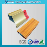 Aluminum Extrusion Extruded Profiles for Window Casement Sliding Door Anodized Powder Coating