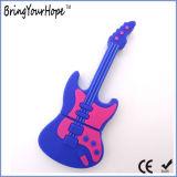 Design de guitarra disco flash USB (XH-USB-069)