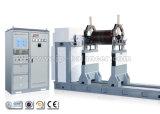 Machine de équilibrage de ventilateur, turbine de ventilateur, turbine à vapeur, rouleau de rotor