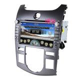 Véhicule capacitif GPS pour la radio de l'iPod le RDS du forte Wince6.0 TV de KIA
