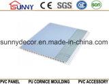 Panneau de PVC à emboutissage chaud PVC-plafond, panneau mural en PVC