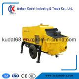 Pompa elettrica Hbt30sea del cemento del rimorchio