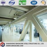 Sinoacme Сборные стальные рамы структура торгового центра