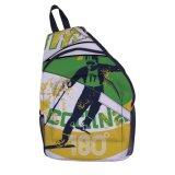 L'élingue en polyester 600d un sac à bandoulière longue bandoulière Sac de sport Multi Pocket