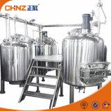 販売のためのターンキー2bbl 3bbl電気ホームビール醸造システム