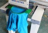 Calidad tubular del bordado de la función una de 15 colores del bordado del casquillo uniforme plano principal multi de la máquina iguales que hermano