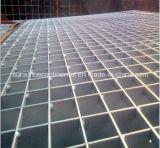 Plataforma galvanizada sumergida caliente de la prolongación del andén