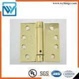 木のドアのためのステンレス鋼のボールベアリングのドアヒンジのハードウェア