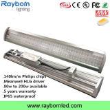 150W che appende l'indicatore luminoso lineare del LED Highbay per il magazzino