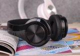 De draadloze StereoHoofdtelefoon van Bluetooth van de Telefoon van de Kaart, de Hoofdtelefoon van Bluetooth van de Muziek