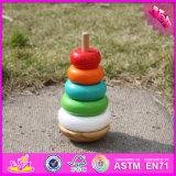 2016 Madeira Bloco Jenga grossista brinquedo Jenga brinquedo do bloco de madeira recentemente, Crianças Bloco Jenga Madeira Toy W13D105