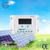 Un panneau solaire PWM 20chargeur/ contrôleur du régulateur