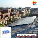 Corchete solar de aluminio de la azotea del aspecto estético (NM0047)
