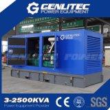 Tipo silenzioso generatore industriale di 400kw/500kVA Cummins
