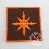 Значок вышивки, мягкая эмблема, изготовления значка (GZHY-KA-089)