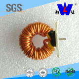 Volet d'air courant de mode, bobines de boucle, inducteur toroïdal, et la boucle de l'inducteur différentiel de mode, I