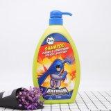 2-in-1 Batmanshampoo & condicionador para o cabelo e a pele brilhantes macios