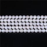 перла уклона 8mm 9mm AA белая пресноводная освобождает стренгу