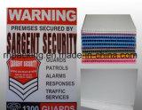 Blad het van uitstekende kwaliteit van 1200*2400*4mm Coroplast Corflute Correx met Stal Printing/UV voor Signage