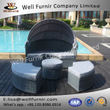 Well Furnir 2017 New Range Super Haute qualité Durable Day Bed avec table basse