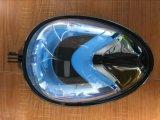 Ansichtsnorkel-Schablone der Sporttauchen-tiefe Schwimmen-180 breite