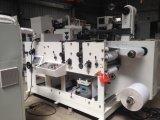 Печать Flexo машины 1 цвета с 2 режущих штампов вращающегося решета