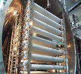 Alto nastro trasportatore resistente di Temerature del Teflon per essiccamento