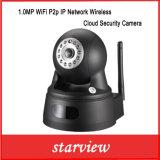 cámaras de seguridad sin hilos de la nube de la red del IP de 1.0MP WiFi P2p