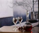 Горячая продажа творческих стекла красного вина Stemware стекла изображение большего размера