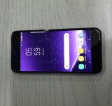 2017 5.0 RAM neuf de l'article truqué 4G Lte d'exposition de téléphone de clone de faisceau de quarte du portable Mtk6580 de Goophone S8 de pouce vente en gros de Smartphone de l'androïde 6.0 de ROM 512MB + 4GB