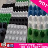 窪みを作られた膜/排水ボード/シートを防水する豊富なプラスチック