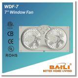"Baili 9 "" LED 표시기를 가진 뒤집을 수 있는 쌍둥이 Windows 팬"