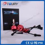 25W H4 9006 Hb2 Auto LED lámpara de cabeza para accesorios de coche