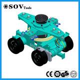 Système de véhicule hydraulique 150ton pour le transport maritime