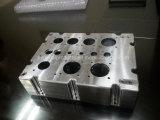 Kundenspezifisches CNC-maschinell bearbeitenteil, Herstellungs-Metalteil mit schwarzer Beschichtung