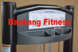 A força comercial, máquina de fitness, ginásio e equipamento de ginásio. Enrolamento do bíceps-PT-804