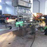 Máquina de rellenar de los pesticidas químicos de la granja