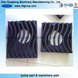 As peças de máquinas de processamento de metais