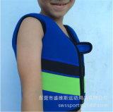 Camisola e colete salva-vidas personalizado à moda para crianças