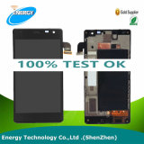 Высокое качество заменяет ть экран цифрователя сотового телефона для для Nokia Lumia 730 LCD