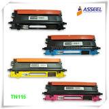 Cartouche d'encre TN115 de couleur pour hl du frère 4040/hl 4050
