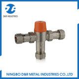 Клапан высокого качества латунный термостатический смешивая