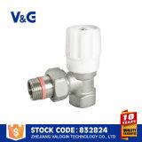 Soupape en laiton de radiateur de Thermosatic de qualité (VG-K17011)