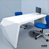A Kkr Acrylic Superfície sólida Stone Office Mesa de conferência