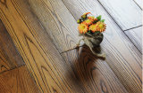 درجة خشب من الرماد خشبيّة أرضية/يرقّق أرضية