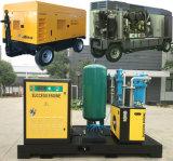 휴대용 디젤 엔진 압축기 (30-160KW)